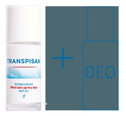 Antitranspirant geruchsneutral